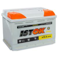 Аккумулятор ИСТОК 77 А/ч  EN670
