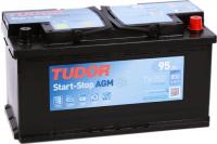 Аккумулятор TUDOR  AGM 95 А/ч TK950 ОБР EN850