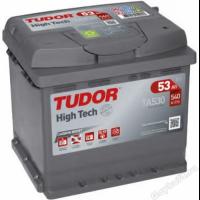 Аккумулятор TUDOR High-Tech 53 А/ч TA530 ОБР EN540