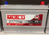 Аккумулятор MUTLU SFB 100 А/ч EN850