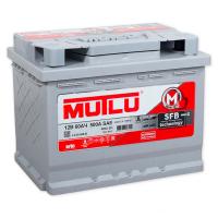 Аккумулятор MUTLU SFB 60 А/ч  EN480