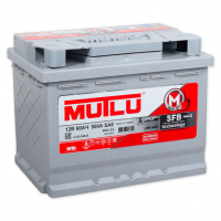 Аккумулятор MUTLU SFB 60 А/ч ОБР  EN480