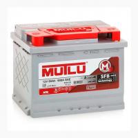 Аккумулятор MUTLU SFB 60 А/ч ОБР  EN540 низкий