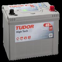 Аккумулятор TUDOR High-Tech 65 А/ч TA654 ОБР EN580 выс