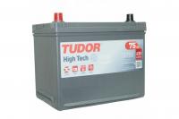 Аккумулятор TUDOR High-Tech 75 А/ч TA754 ОБР EN630 выс