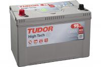 Аккумулятор TUDOR High-Tech 95 А/ч TA955 EN800 выс