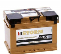 Аккумулятор STORM GOLD 62SL EN640