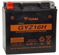 Аккумулятор YUASA GYZ16H