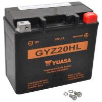 Аккумулятор YUASA GYZ20HL