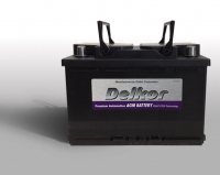 DELKOR AGM START-STOP 6СТ-95 R+