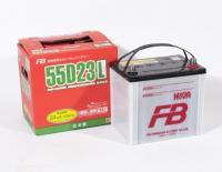 FB SUPER NOVA 55D23L 60Ah 550A